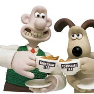 Nowt more Yorkshire than these two ;)